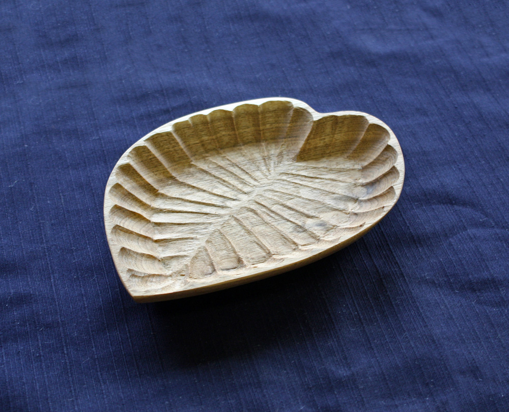 Hand-carved Tray