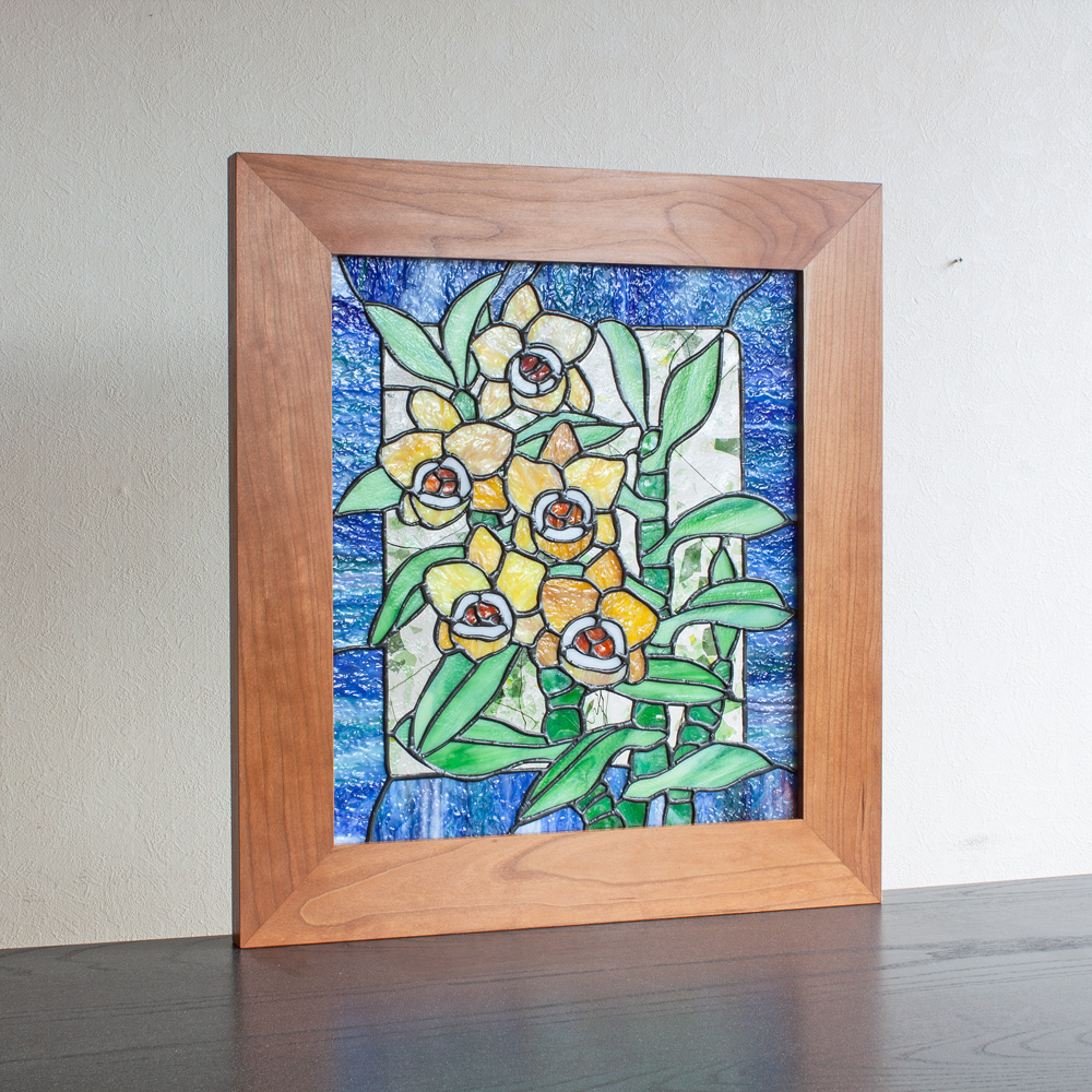 Frame for Stained-glass