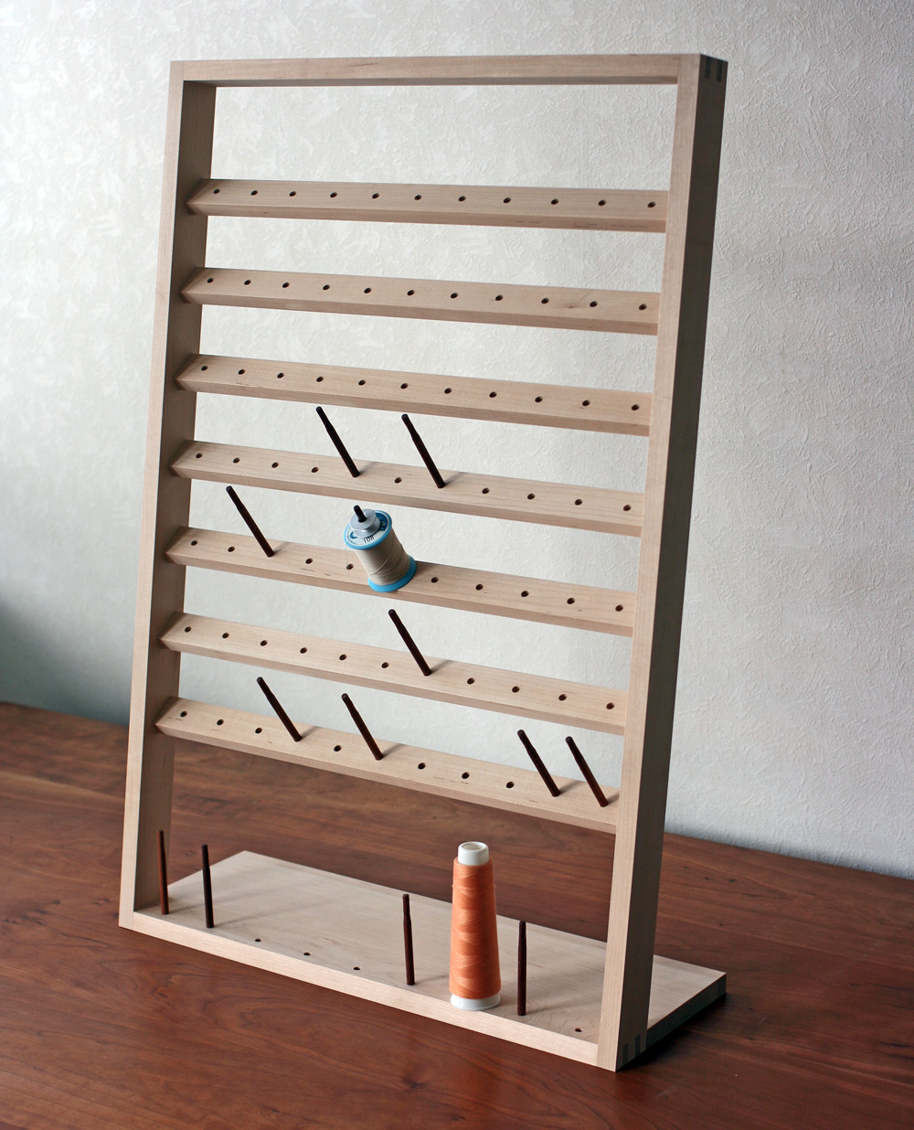Sewing Thread Storage Rack