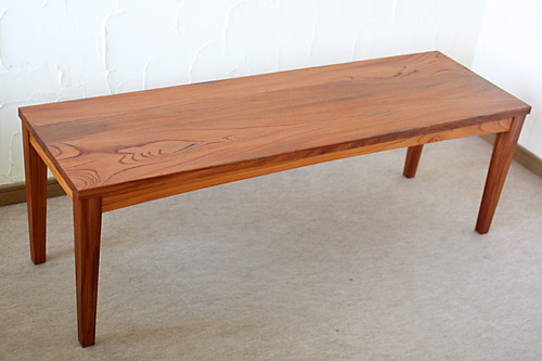 custom furniture_bench